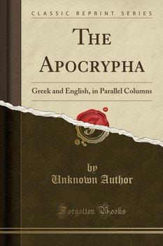 The Apocrypha-Author Unknown