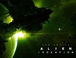 The Art of Alien Isolation-McVittie Andy