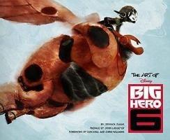 The Art of Big Hero 6-Julius Jessica