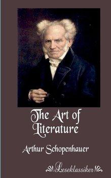 The Art of Literature-Schopenhauer Arthur
