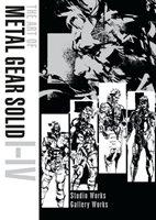 The Art of Metal Gear Solid I-IV-Shinkawa Yoji