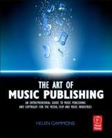 The Art of Music Publishing-Gammons Helen