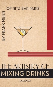 The Artistry Of Mixing Drinks (1934)-Brown Ross