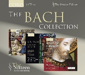 The Bach Collection-The Sixteen