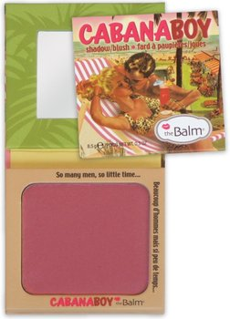 The Balm, Cabana Boy, róż/cień do powiek Baby Rose, 8,5 g-The Balm