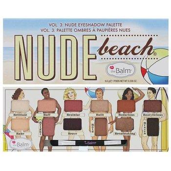 The Balm, Nude Beach, paleta cieni do powiek, 9,6 g-The Balm