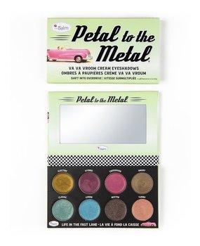 The Balm, Petal To The Metal Va Va Vroom Cream Eyeshadow Palette, paleta cieni do powiek Shift Into Overdrive, 10,5 g-The Balm