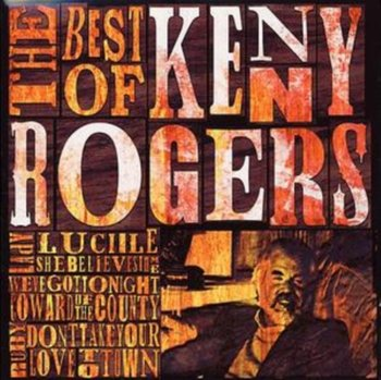 The Best of Kenny Rogers-Rogers Kenny