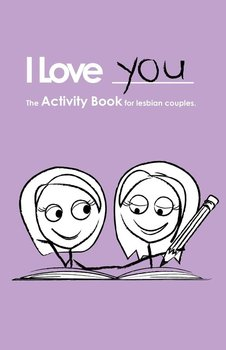 The Big Activity Book For Lesbian Couples-Lovebook