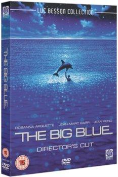 The Big Blue (brak polskiej wersji językowej)-Besson Luc