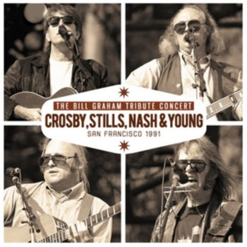 The Bill Graham Tribute Concert-Crosby, Stills, Nash and Young