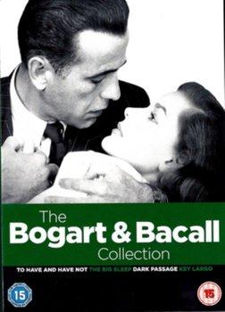The Bogart and Bacall Collection (brak polskiej wersji językowej)-Hawks Howard, Daves Delmer, Huston John