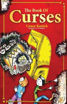 The Book of Curses-Kostick Conor