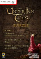 The Book of Unwritten Tales - Collection (PC)