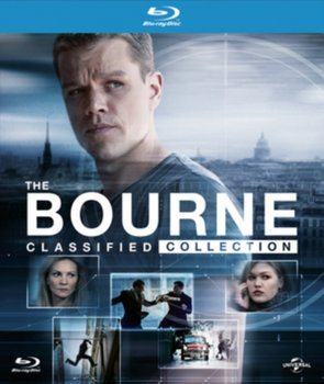 The Bourne Classified Collection - Liman Doug, Greengrass Paul, Gilroy Tony