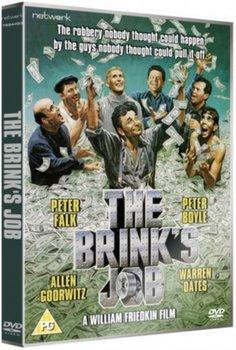 The Brink's Job (brak polskiej wersji językowej)-Friedkin William