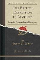 The British Expedition to Abyssinia-Hozier Henry M.