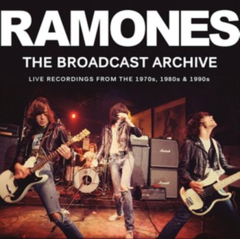 The Broadcast Archives - Ramones