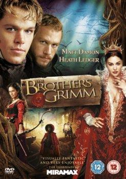 The Brothers Grimm (brak polskiej wersji językowej)-Gilliam Terry