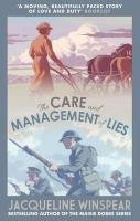 The Care And Management Of Lies-Winspear Jacqueline