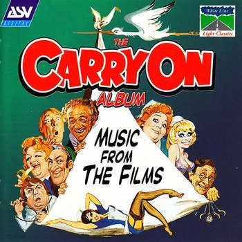The Carry On Album-The City of Prague Philharmonic Orchestra, Gavin Sutherland