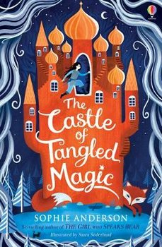 The Castle of Tangled Magic-Anderson Sophie