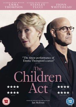 The Children Act (brak polskiej wersji językowej)-Eyre Richard