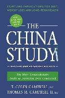 The China Study-Campbell Colin T., Campbell Thomas M.
