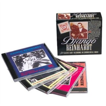 The Classic Early Recordings In Chronological Order-Django Reinhardt