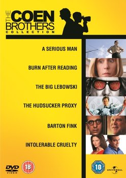 The Coen Brothers Collection (brak polskiej wersji językowej)-Coen Joel, Coen Ethan