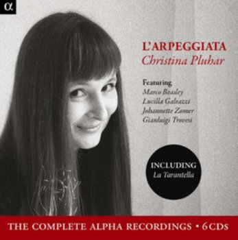 The Complete Alpha Recordings - L'Arpeggiata, Pluhar Christina