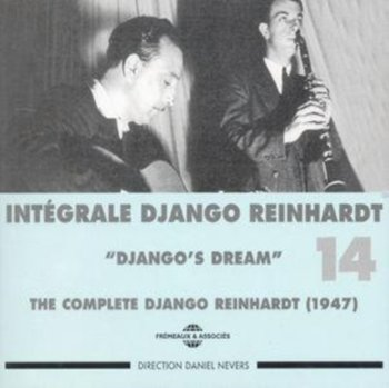 The Complete Django Reinhardt Vol. 14 - Reinhardt Django, Le Quintette Du Hot Club De France