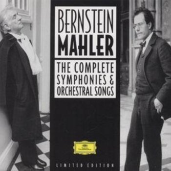 The Complete Symphonies & Orchestral Songs-Bernstein Leonard
