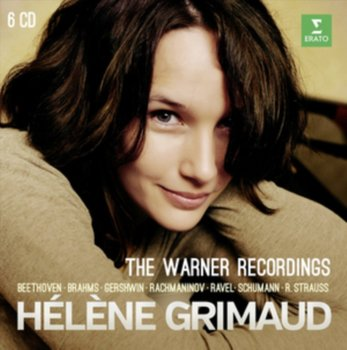 The Complete Warner Classics Recordings-Grimaud Helene, Deutsches Symphonie-Orchester Berlin, Baltimore Symphony Orchestra, Staatskapelle Berlin, Philharmonia Orchestra, New York Philharmonic