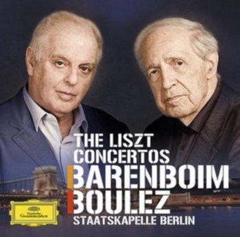 The Concertos-Barenboim Daniel