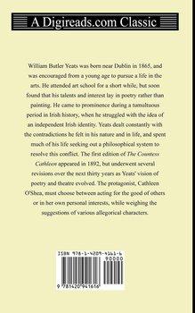 The Countess Cathleen-Yeats William Butler