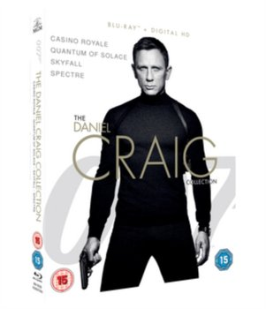 The Daniel Craig Collection (brak polskiej wersji językowej)-Campbell Martin, Mendes Sam, Forster Marc