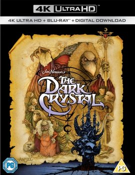 The Dark Crystal-Oz Frank, Henson Jim