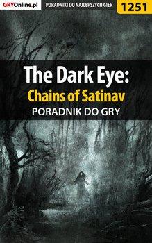 The Dark Eye: Chains of Satinav - poradnik do gry-Zamęcki Przemysław g40st
