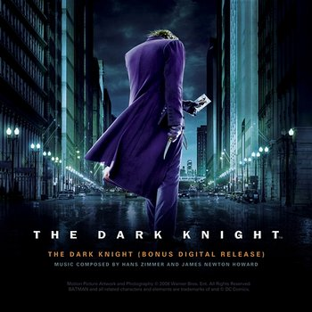 The Dark Knight (Original Motion Picture Soundtrack) - Hans Zimmer & James Newton Howard