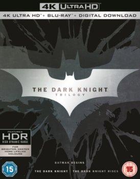 The Dark Knight Trilogy-Nolan Christopher