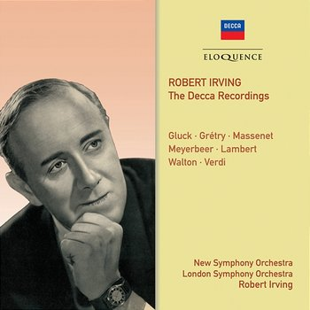 The Decca Recordings-New Symphony Orchestra, London Symphony Orchestra, ROBERT IRVING