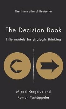 The Decision Book-Krogerus Mikael, Tschappeler Roman
