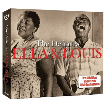 The Definitive-Fitzgerald Ella, Armstrong Louis