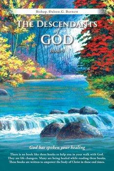 The Descendants of God Book-3-Burnett Bishop. Dalton. G.