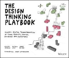 The Design Thinking Playbook - Lewrick Michael, Link Patrick, Leifer Larry