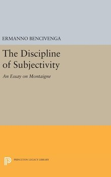 The Discipline of Subjectivity - Bencivenga Ermanno