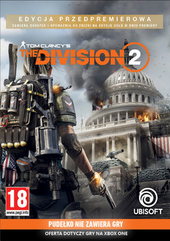The Division 2 - Preorder Edition - Ubisoft