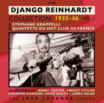 The Django Reinhardt Collection-Django Reinhardt
