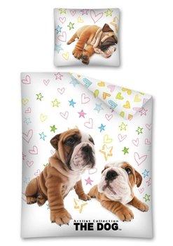 The Dog, Komplet pościeli dziecięcej, 160x200 cm-Mówisz i Masz